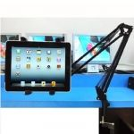 Soporte universal rotatorio para tablets de 7.5 a 10 iPad / iPad-Air / Asus / Sony / HP / iPad-mini