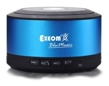 Exeom BluMusic Bluetooth Experience Azul