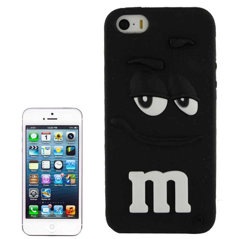Funda protectora de silicona m m para iphone 5 iphone 5s - Fundas de silicona para iphone 5 ...