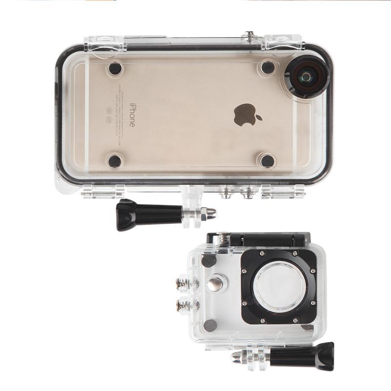 carcasa iphone go pro