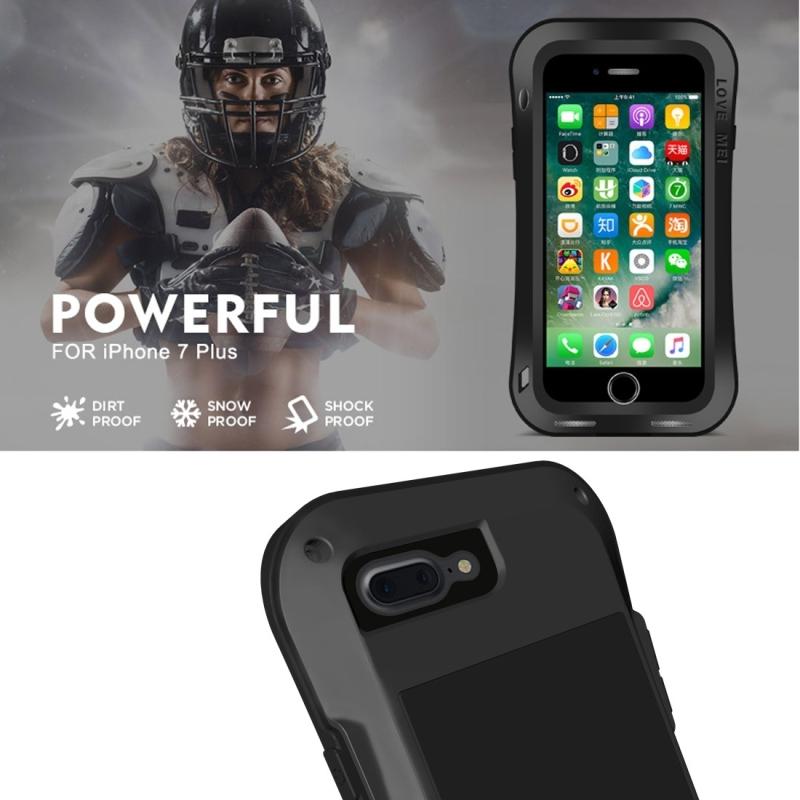 carcasa iphone 7 plus resistente